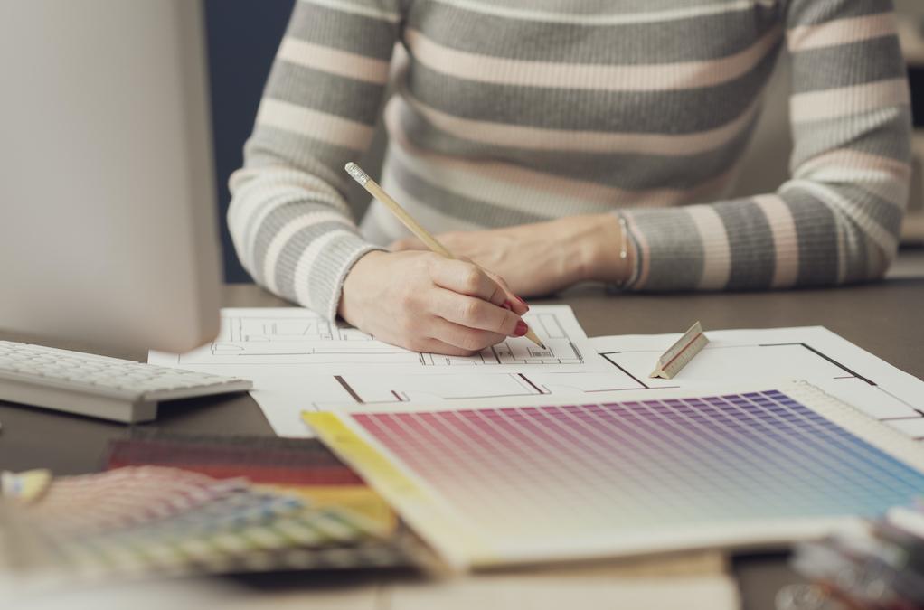 Interior Designer Research for painter